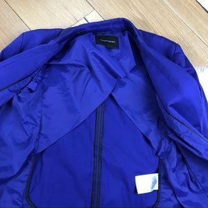 Banana Republic Jackets & Coats - Banana Republic Purple Blazer